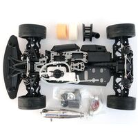 Hyper VT 1/8th Nitro rolling chassis
