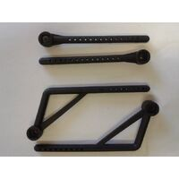 HAIBOXING 1203 FRONT BODY POST X2 REAR BODY POST X2