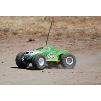 (6598A) 1/10 SCALE 4WD BRUSHLESS TRUGGY WITH BRUSHLESS MOTOR  ESC