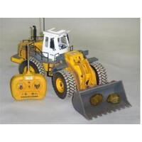 HOBBY ENGINES ECONOMY VERSION FRONT END LOADER WITH 2.4GHZ RADIO, NIMH BATT