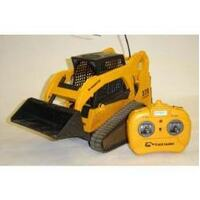 HOBBY ENGINES ECONOMY VERSION TRACK LOADER WITH 2.4GHZ RADIO, NIMH BATTERY