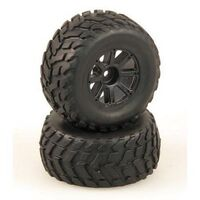 HELION HLNA0024 WHEELS & TIRES. LEFT & RIGHT (ANIMUS. SC)