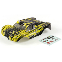 HELION HLNA0037 ANIMUS 18SC BODY. BLACK-YELLOW