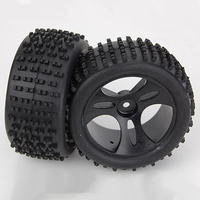 HELION HLNA0043 WHEELS & TIRES. LEFT & RIGHT (ANIMUS. TR)