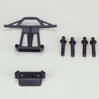 HELION HLNA0044 BUMPERS AND BODY MOUNTS (ANIMUS. TR)