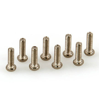 HELION HLNA0144 BUTTON HEAD PHILIPS SCREWS (BHPS). M3X10MM