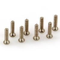 HELION HLNA0145 BUTTON HEAD PHILIPS SCREWS (BHPS). M3X12MM