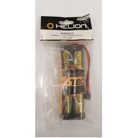 HELION HLNA0212 BATTERY. 7-CELL 1800MAH 8.4V. HUMP PACK. DEANS STYLE OR T-PLUG