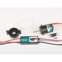 HELION HLNB0036 BL MOTOR AND BL ESC UPGRADE COMBO:  RIVOS