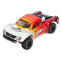 1/10 SELECT FOUR 10SC SHORT COURSE TRUCK 4WD (BRUSHLESS) W/2.4GHZ RADIO