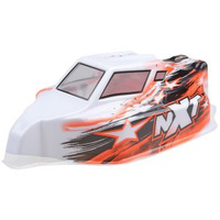 Spirit NXT GP painted body orange/white