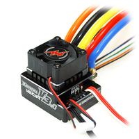 XERUN 120amp v3.1 Waterproof ESC black