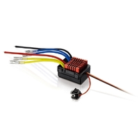 QUICRUN WP-880 Dual Brushed ESC