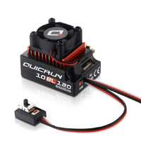 QUICRUN 10BL120 Sensored ESC