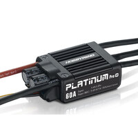 Platinum 60A V4 esc 3-6s heli/air