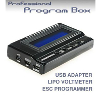 Multifunction LCD Program Box