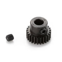 25T 48P with 5mm shaft size (FITS 1/10th SCT/Truck/Monster Truck (i.e. TRAXXAS 1/10 SLASH 4*4)