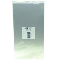 K&S 16512 .013 TIN  (6IN X 12IN) (1 SHEET PER PACKAGE)