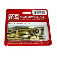 K&S 320 TUBE ASSORTMENT (1 PACK)