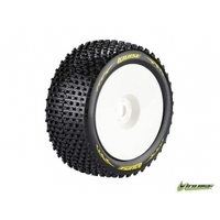 T-Pirate 1/8 Truggy Tyre Yellow rim
