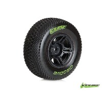 SC-Groove 1/10 Soft Rear Tyre