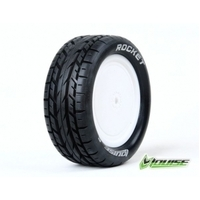 E-Phantom 1/10 Buggy 2wd Front Tyres