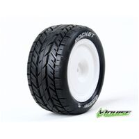 E-Rocket 1/10 Buggy Rear Tyre