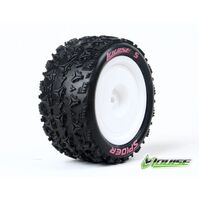 E-Spider 1/10 Buggy Rear Tyre