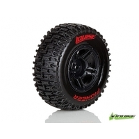 MT-Pioneer Tyre On Black Rim BEARING