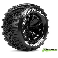 MT-Cyclone 2.8in Truck Tyre Sport/Black