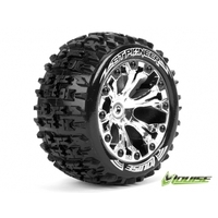 ST-Pioneer 2.8in Truck Tyre Sport/Chrome