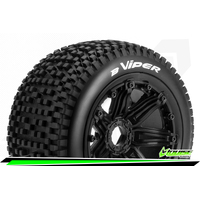 B-Viper 1/5 Rear Wheel and Tyre