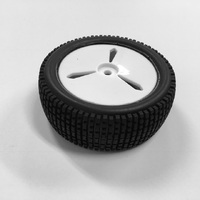 #EP Buggy Front Tyre Hard 1/10