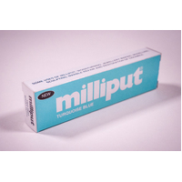 MILLIPUT TURQUOISE EPOXY PUTTY