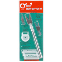 C.Y. DELUXE HINGE SLOTTING KIT
