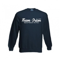 Team Orion Old School Sweatshirt small