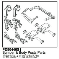 Bumper & Body Posts Part