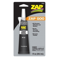 (DG) ZAP PT-12 1 OZ. ZAP-GOO (CARDED) 1 X  TUBE (12 PER BOX)