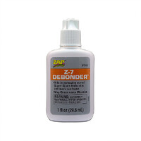 (DG) ZAP PT-16 1FL OZ. Z-7 DEBONDER 1 X BOTTLE (6 PER CARTON)
