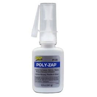 ZAP PT-22 1/2 OZ. POLY-ZAP CA 1 X BOTTLE (12 PER BOX)