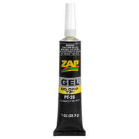 ZAP PT-26 1 O. ZAP GEL CA NO DRIP-SUCK BACK TUBE