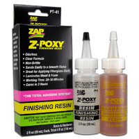 ZAP PT-41 4 OZ.  Z-POXY FINISHING RESIN