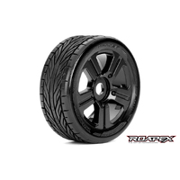 TRIGGER BLACK WHEEL WITH 17mm HEX