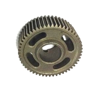 53T steel transmission gear for Everest