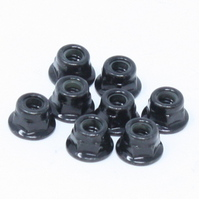 Flange M4 Lock Nut