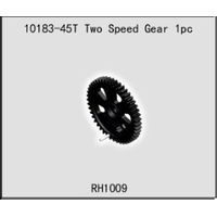 45T 2 Speed Gear