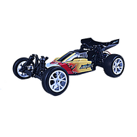 Bullet 2WD Brushed RTR w/7.2V 1800mAH NI-MH battery, wall charger, 2.4G-2 in-1ESC combo