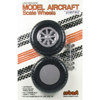 Robart Scale Wheels 3.5 inch x-tread