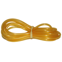 ROBART ORANGE AIR LINE TUBING: 6 FOOT