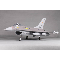 #F-16 Falcon 64mm EDF 730mm Grey PNP